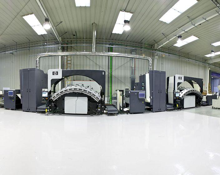 Arcos de impresión